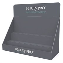 Beauty Pro CDU Standard Empty Kit