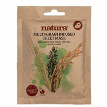 Natura Vegan Multi-Grain Sheet Mask