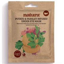 Natura Potato & Parsley Under Eye Mask (3 pairs)