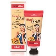 MAD Beauty Vintage Kellogg's Hand Cream 30ml - Lemon & Mandarin