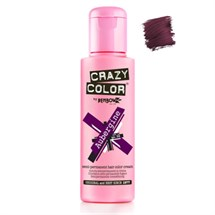 Crazy Color Hair Colour Creme 100ml - Aubergine