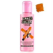 Crazy Color Hair Colour Creme 100ml - Orange