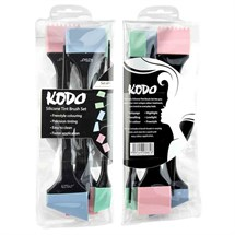 Kodo Silicon Tint Brush Set