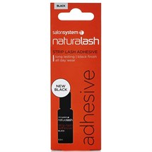 Salon System Naturalash Strip Lash Adhesive 6ml - Black