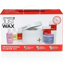 Salon System Just Wax Professional Heater Starter Kit