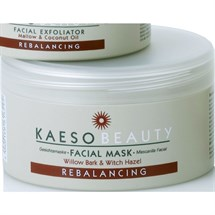 Kaeso Willow Bark & Witch Hazel Rebalancing Mask 245ml
