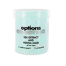 Options Henna Sea Extract Conditioning Treatment 250ml
