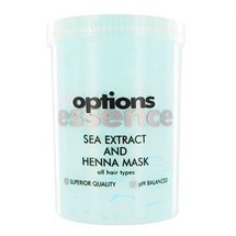 Options Henna Sea Extract Conditioning Treatment 1000ml