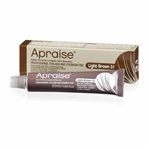 Apraise Eyelash & Eyebrow Tint 20ml - No 3.1 Light Brown