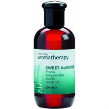 Natures Way Sweet Almond Carrier Oil 200ml