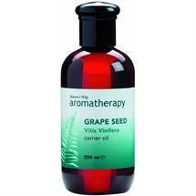 Natures Way Grape Seed Carrier Oil 200ml