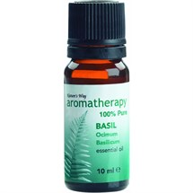 Natures Way Basil Essential Oil 10ml