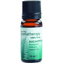 Natures Way Eucalyptus Essential Oil 10ml