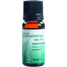 Natures Way Peppermint Essential Oil 10ml