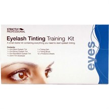 Strictly Professional Eyelash Tinting Training Kit Starter