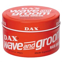 Dax Wax Wave & Groom (Red) 99g