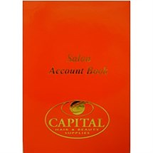 Salon Account Book