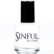 Sinful Nail Polish 15ml - Matte Top Coat