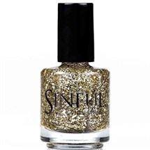 Sinful Nail Polish 15ml - Gold Leaf