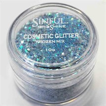 Sinful PROshine Cosmetic Glitter 10g - Frozen Mix