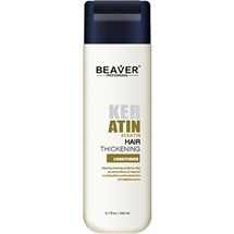 Beaver Professional Keratin Hair Thickening Conditioner 235g