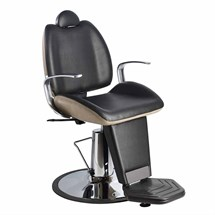 Luca Rossini Figaro Deluxe Barber Chair
