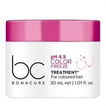 Schwarzkopf BC pH 4.5 COLOR FREEZE Treatment 30ml