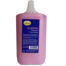 Capital Shampoo 4 Litre - Almond