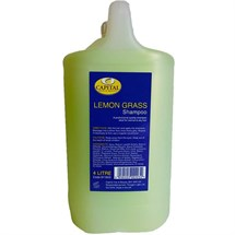 Capital Shampoo 4 Litre - Lemongrass