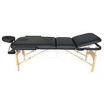 Therapy 2000 Durham Elite Portable Couch - Black