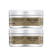 TIGI Bed Head For Men Matte Separation Workable Wax Duo 85ml