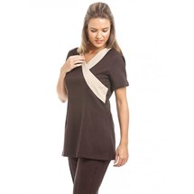 Gear Ohio Tunic Coco with Stone Trim - Size 14