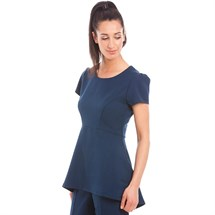 Gear Paris Tunic Midnight Navy Blue - Size 8