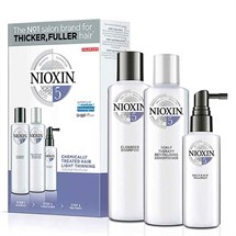 Nioxin Trial Kit System 5 - For Chemically-Treated Hair with Light Thinning