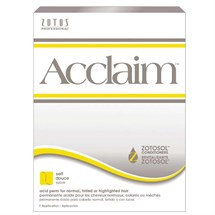 Acclaim Regular Perm Single