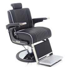 REM Voyager Barber Chair - Black