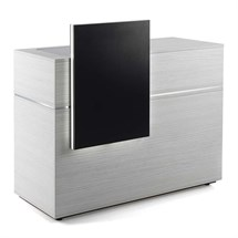 REM Vogue Reception Desk - 1200 (New Spec)