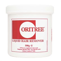 Oritree Liquid Hair Remover Wax 500g - Soft