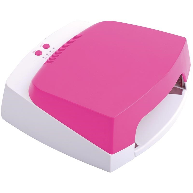 The Edge UV Gel Nail Lamp 36w   Baby Pink