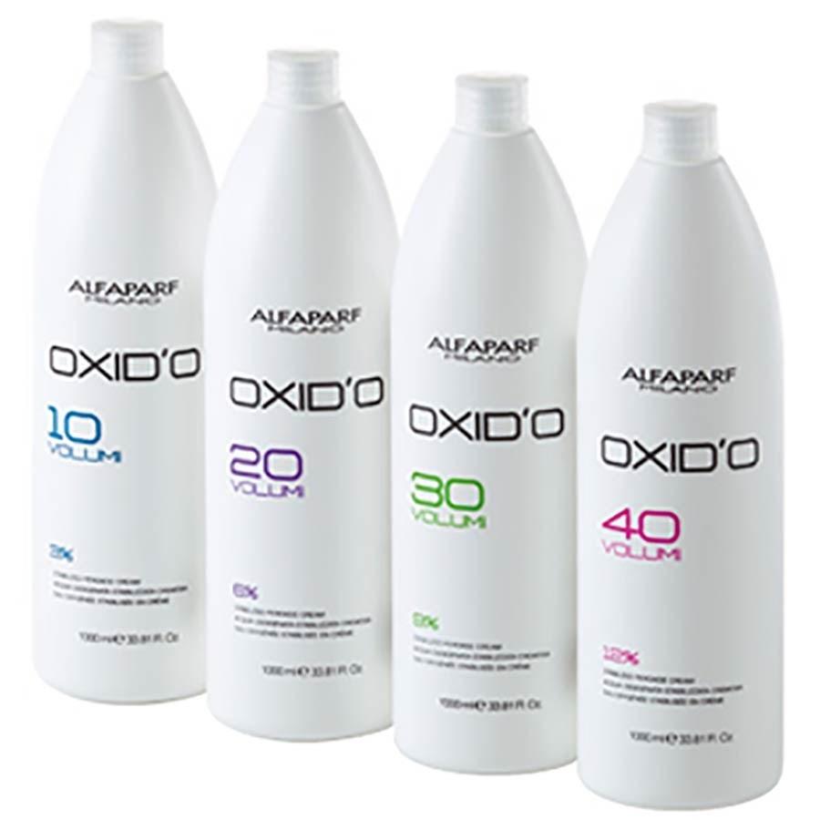 Alfaparf Oxido Peroxide 1 Litre Alfaparf Capital Hair Beauty