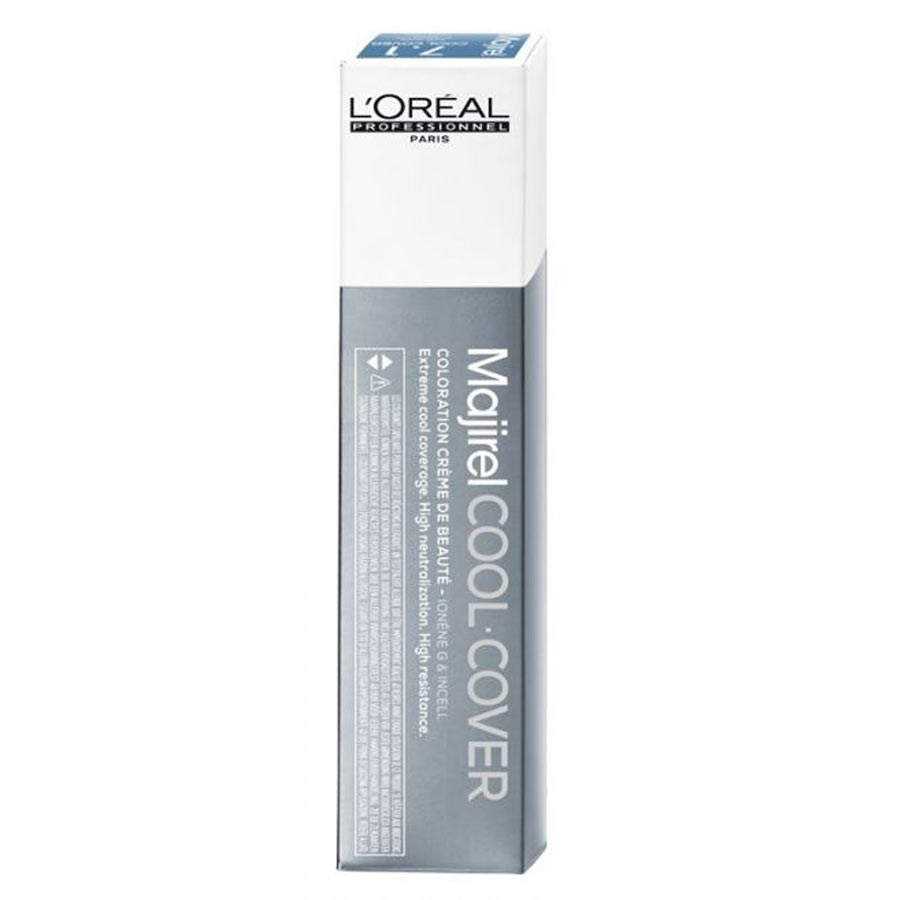 Loral brands capital hair beauty loral professionnel majirel cool cover 50ml nvjuhfo Images