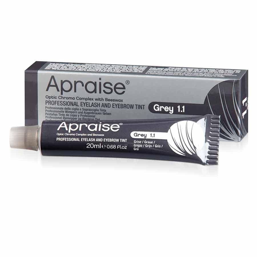 1dd9384198d Apraise Eyelash & Eyebrow Tint 20ml - No 1.1 Grey | Eyelash Tinting ...